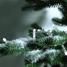 Guirlande lumineuse Durawise 3,50 m Blanc froid 48 LED CT - Guirlande lumineuse pour sapin et maison    ER3U01