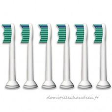 compatible avec têtes de brosse à dents pour brosse à dents PHILIPS Sonicare HX6013entièrement compatible avec les modèles Philips Brosse à dents électrique suivants: DiamondClean  FlexCare  FlexCare Platinum  FlexCare (+)  HealthyWhite  EasyClean et PowerUp. Série  2 - B01D0ZEIUO
